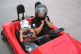 Karting - RENT-A-KART DVOSED / Krško / 2x10 min